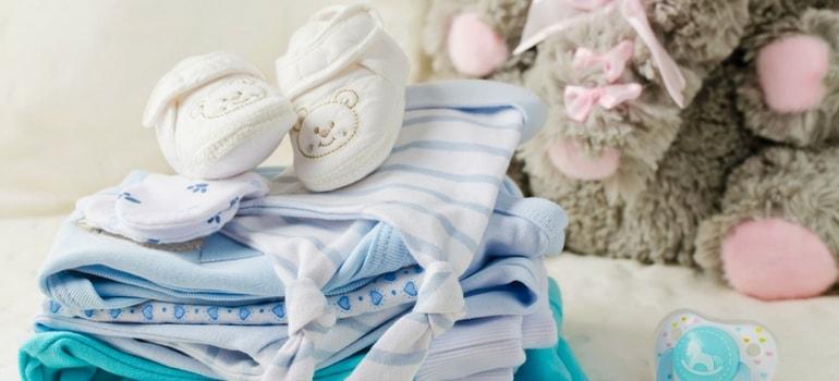 enxoval do bebê - Preparação do enxoval do bebê: quando começar e dicas úteis