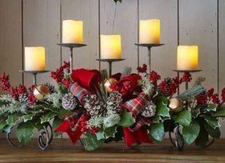 Ofereça flores neste Natal