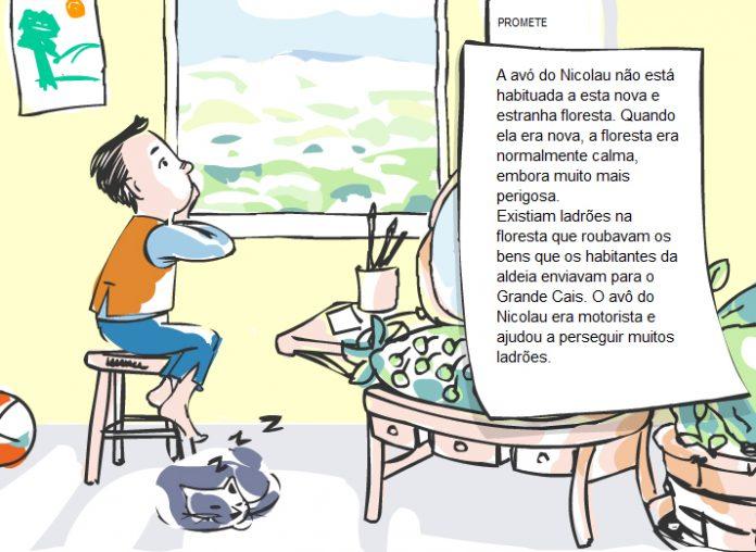 A Segurança das Crianças - Aprender a Navegar na net com segurança