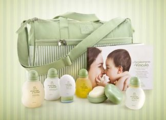 Produtos Natura para Bebê e Mãe
