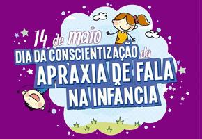 Dia da Conscientização da Apraxia na Fala na Infância
