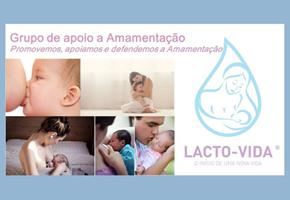 Apoio durante a amamentação - Lacto-Vida