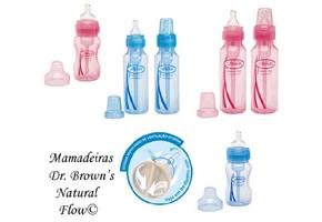mamadeiras dr. brown