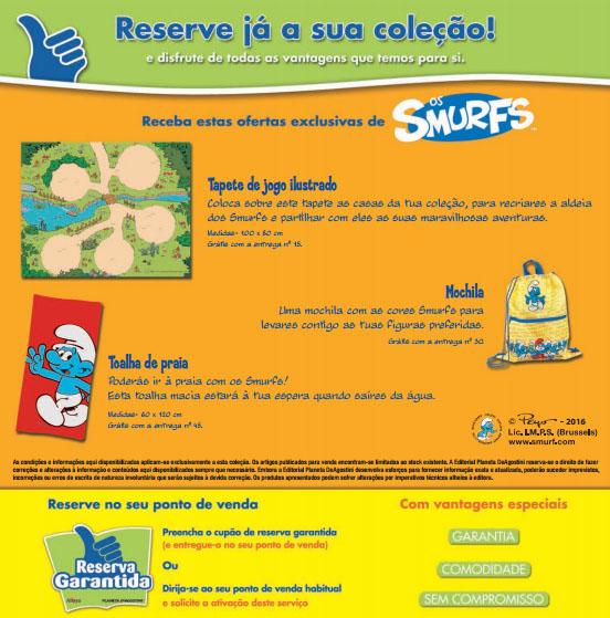 colecao smurfs profissoes - Conheça a Coleção dos Smurfs da Planeta De Agostini