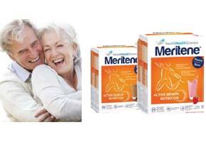 Complemento proteico, vitamínico e mineral - Meritene Nestlé