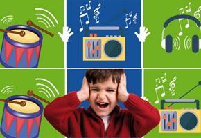Cuidados com a Audição das Crianças