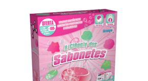 Para criança aprender a fazer sabonetes em casa - A Ciência do Sabonete