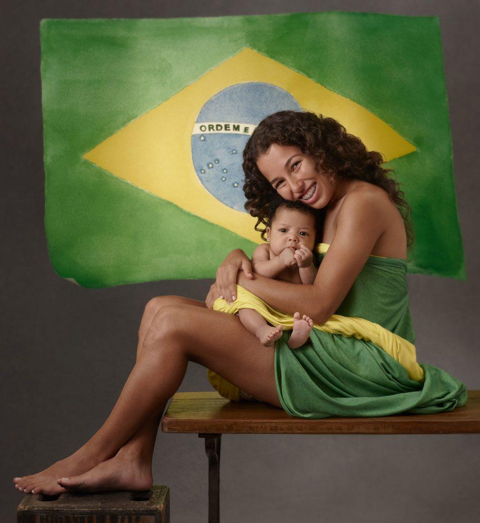 Suélen Marcheski de Oliveira - Atleta Paralimpica - Foto Anne Guedes ©