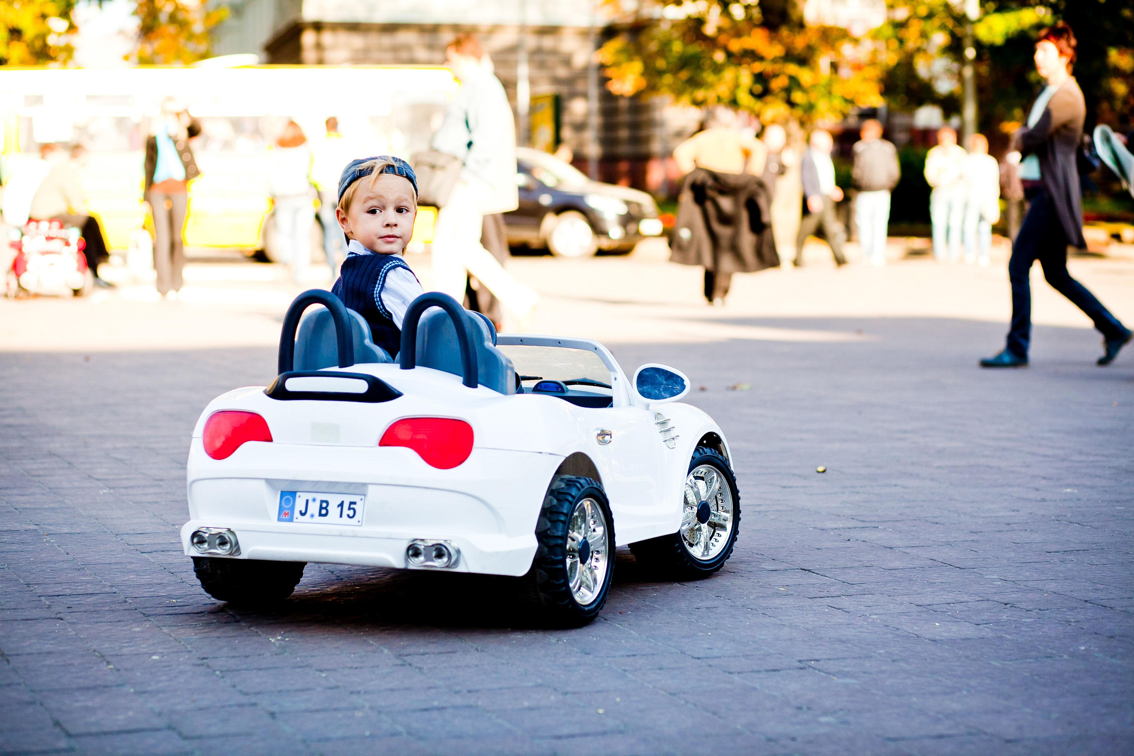 Os miniveículos sempre são ótimas opções para a diversão do seu filho - Imagem Loja Cuba ©