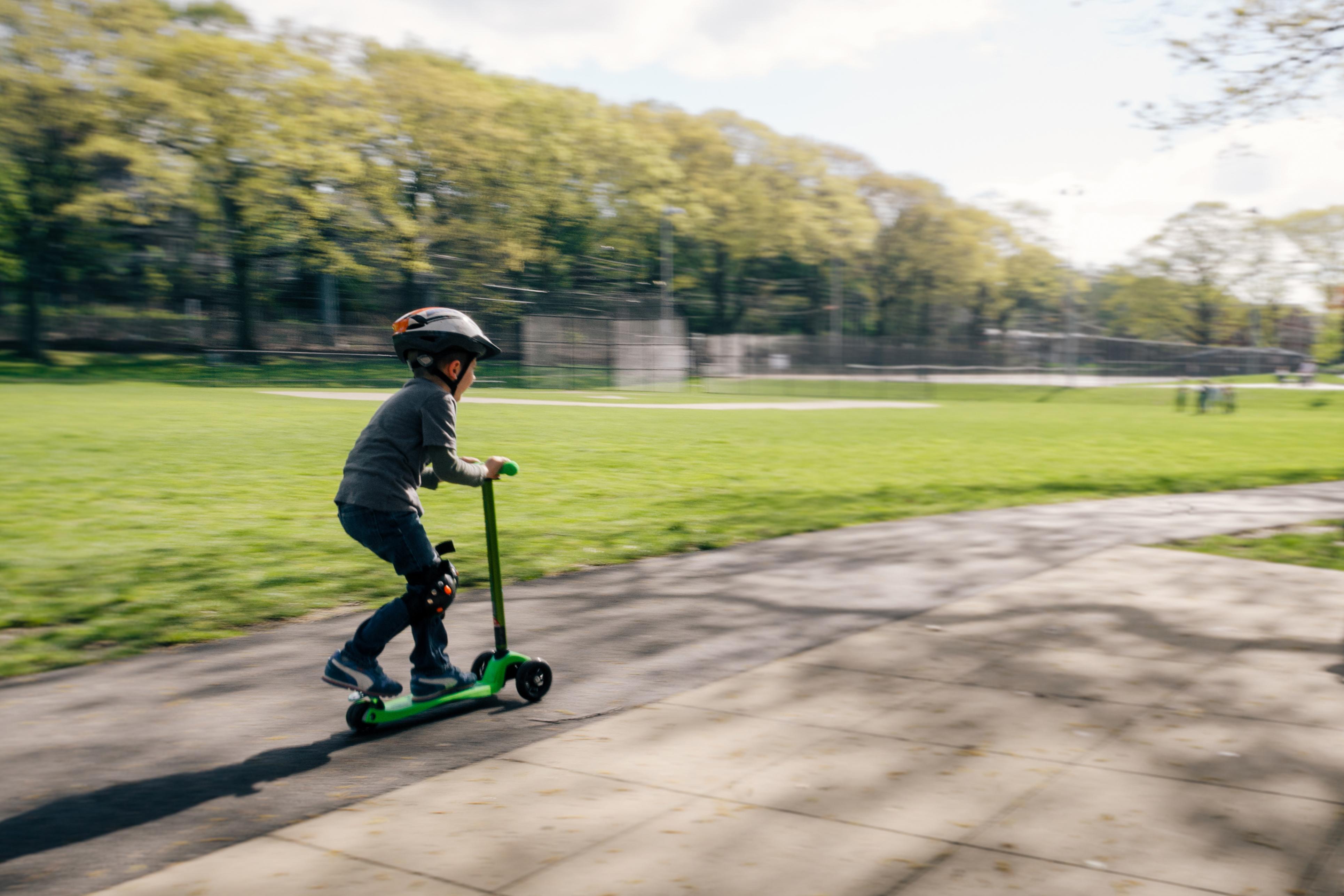 O skatenet é um brinquedo bem similar ao patinete - Imagem Loja Cuba ©