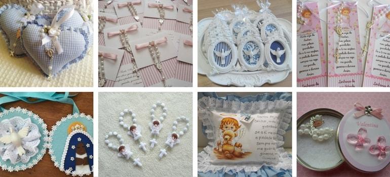 Lembrancinha religiosa min - Lembrancinhas de Chá de Bebê: 40 ideias criativas