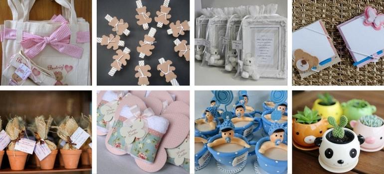lembrancinha decorativa - Lembrancinhas de Chá de Bebê: 40 ideias criativas