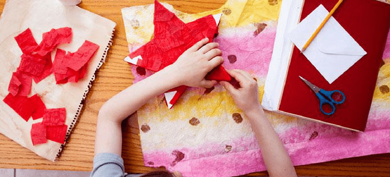 mesa de atividades da festa - Atividades Educativas para crianças de todas as idades