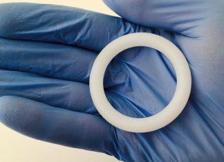 anel vaginal