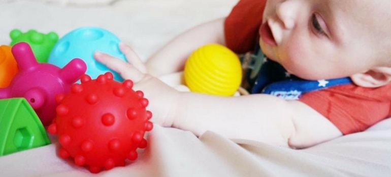 bolas sensoriais