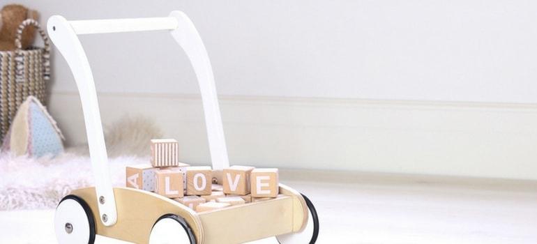 carrinho de brinquedo