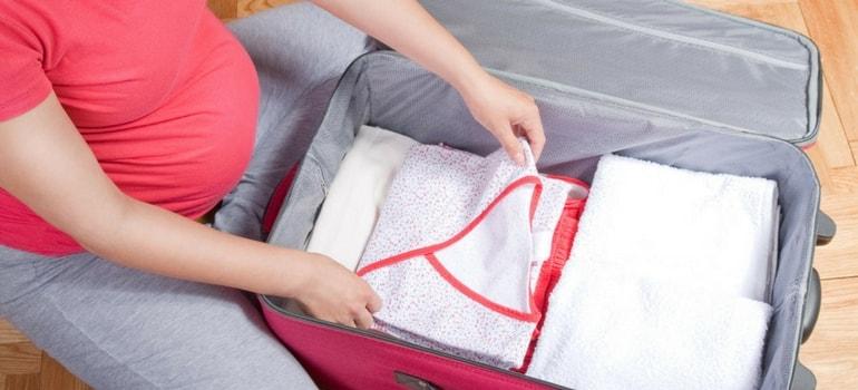 mala da maternidade da mamãe - Mala da Maternidade: tudo que a mamãe e o bebê vão precisar