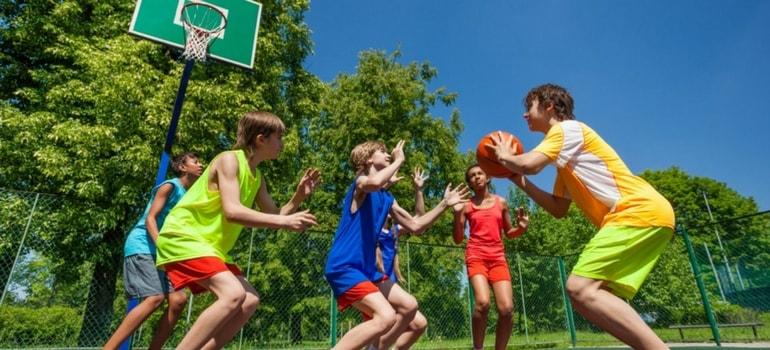 brincadeiras com bolas para adolescentes