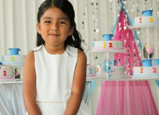 festa infantil simples e barata