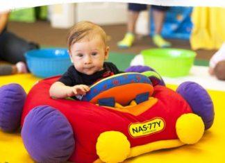 Mes5-atividades sensorias bebe 5 mesesE