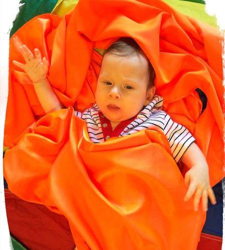 mes2 aividades sensorais 3 - Mês 2 - 10 Atividades sensoriais para o seu bebê