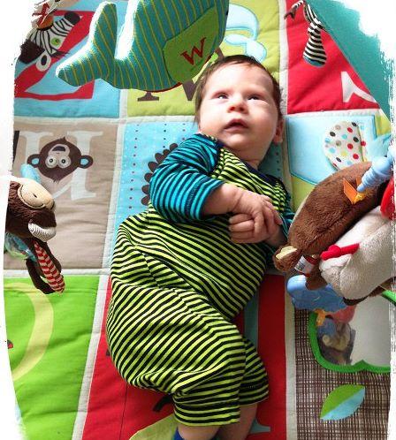 mes2 aividades sensorais 4 - Mês 2 - 10 Atividades sensoriais para o seu bebê