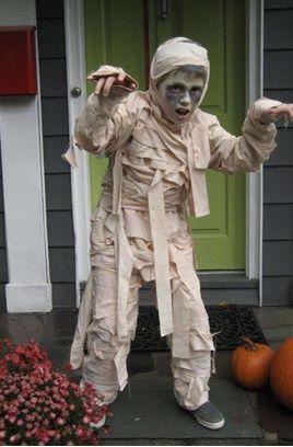 Ideias de maquiagens de Halloween para crianças10 - Ideias de maquiagens aterradoras para o halloween