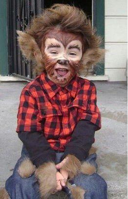 Ideias de maquiagens de Halloween para crianças15 - Ideias de maquiagens aterradoras para o halloween