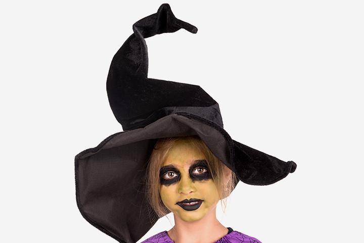 Ideias de maquiagens de Halloween para crianças24 - 10 de Pinturas faciais passo a passo para as crianças no Halloween