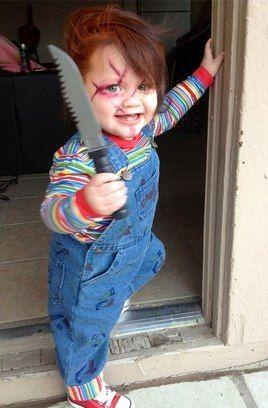 Ideias de maquiagens de Halloween para crianças6 - Ideias de maquiagens aterradoras para o halloween
