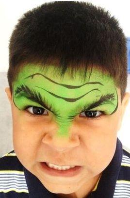 Ideias de maquiagens de Halloween para crianças7 - Ideias de maquiagens aterradoras para o halloween