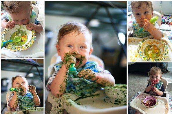 Mes 10 Atividades sensoriais 6 - Mês 10 – 10 Atividades Sensoriais para o seu bebê