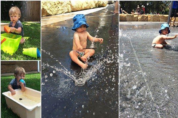 Mes 12 Atividades sensoriais 2 - Mês 12 -  10 Atividades sensoriais para o seu bebê