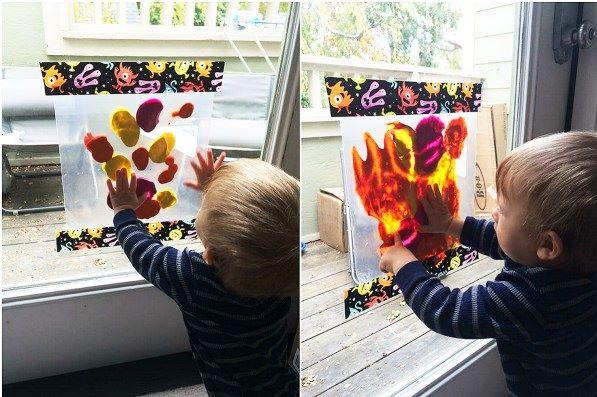 Mes 12 Atividades sensoriais 3 - Mês 12 -  10 Atividades sensoriais para o seu bebê