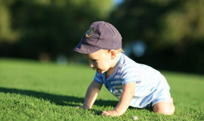 Mes 7 atividades sensoriais1 - Mês 8 – 10 Atividades Sensoriais para o seu bebê