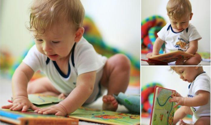Mes 7 atividades sensoriais2 - Mês 8 – 10 Atividades Sensoriais para o seu bebê
