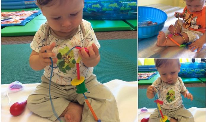 Mes 7 atividades sensoriais4 - Mês 8 – 10 Atividades Sensoriais para o seu bebê