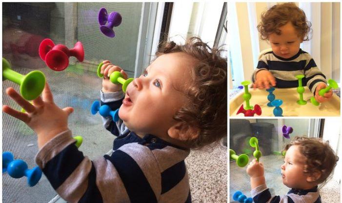 Mes 9 atividades sensoriais10 - Mês 9 – 10 Atividades Sensoriais para o seu bebê