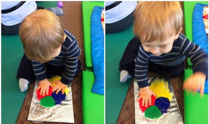 Mes 9 atividades sensoriais7 - Mês 9 – 10 Atividades Sensoriais para o seu bebê