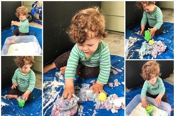 Mes11 Atividades sensoriais 11 meses 1 - Mês 11 -  10 Atividades sensoriais para o seu bebê