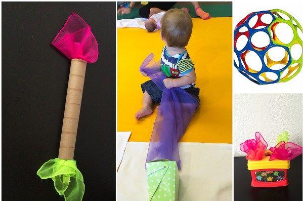 Mes6 atividades sensoriais bebe 2 - Mês 6 – 10 Atividades Sensoriais para o seu bebê