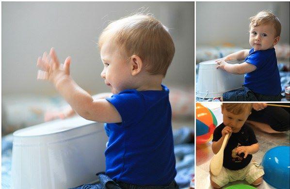 Mes6 atividades sensoriais bebe 4 - Mês 6 – 10 Atividades Sensoriais para o seu bebê