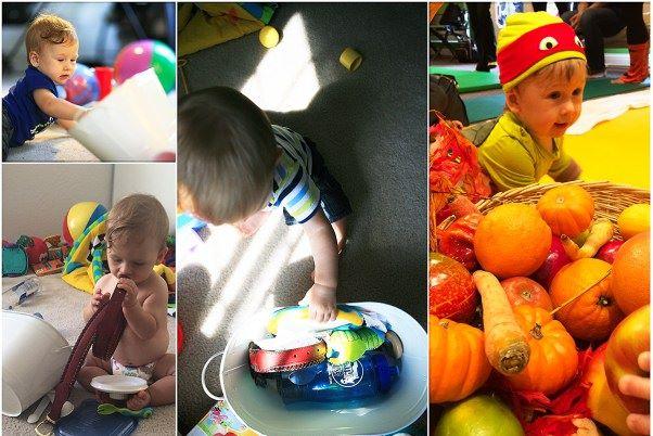 Mes6 atividades sensoriais bebe 5 - Mês 6 – 10 Atividades Sensoriais para o seu bebê