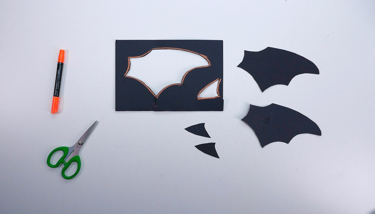 halloween morcegos2 - Morcegos para o Halloween