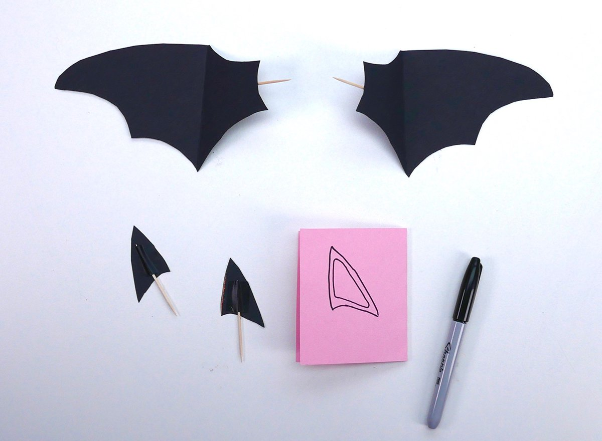 halloween morcegos4 - Morcegos para o Halloween
