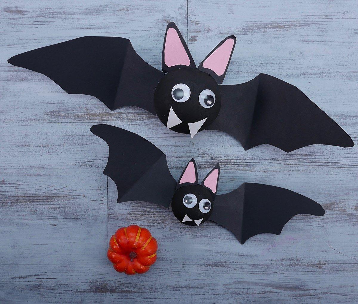 halloween morcegos5 - Morcegos para o Halloween