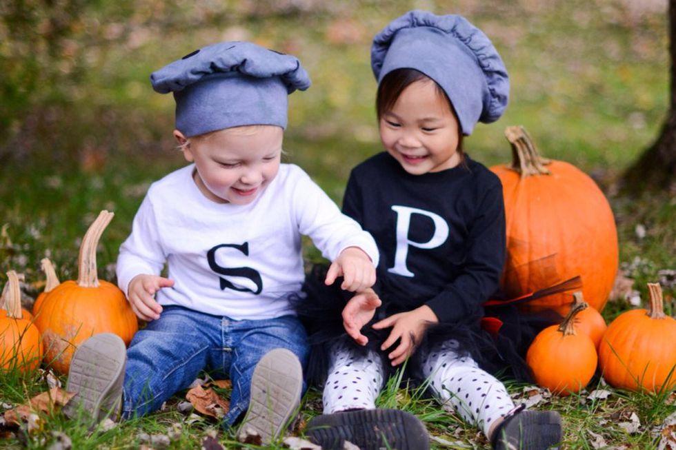 ideias fantasias halloween10 - 25 Ideias de disfarces de Halloween para bebes e crianças