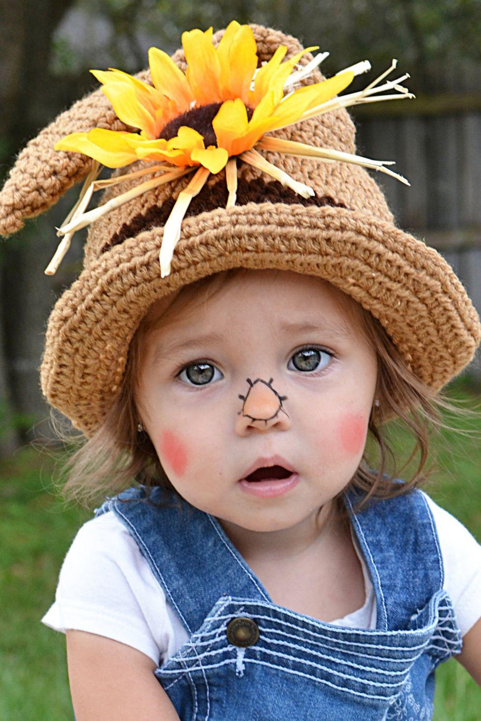 ideias fantasias halloween11 - 25 Ideias de disfarces de Halloween para bebes e crianças