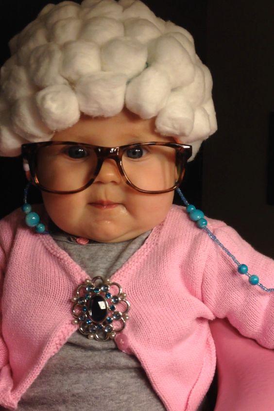 ideias fantasias halloween14 - 25 Ideias de disfarces de Halloween para bebes e crianças