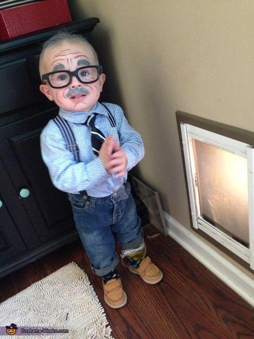 ideias fantasias halloween16 - 25 Ideias de disfarces de Halloween para bebes e crianças